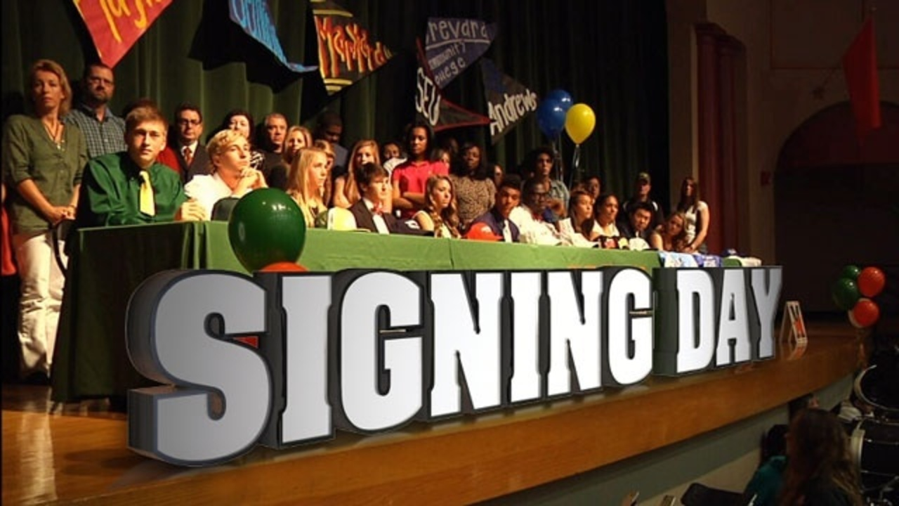 Signing Day 2018: List by school