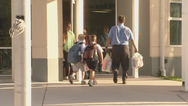 Sending your child off to school for the first time? A stress-free guide