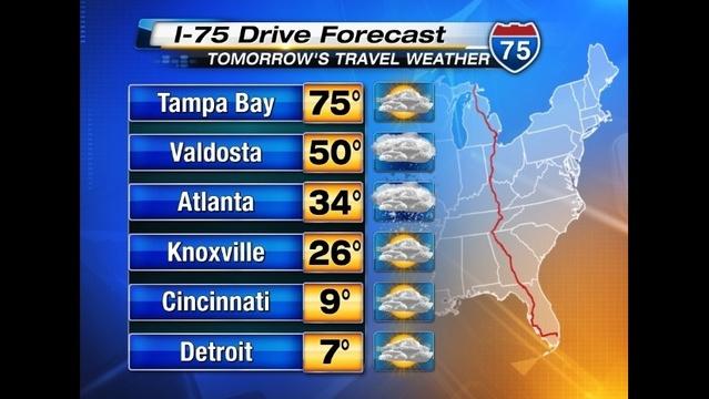 I-75 travel forecast_24140570