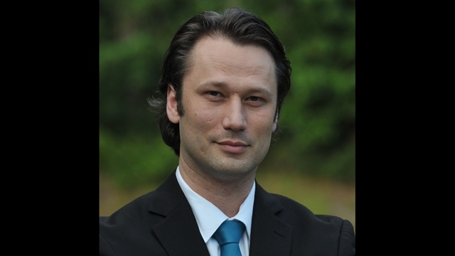 Yevgeny Morozov, candidate for State House, Dist 12