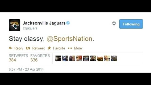 Jaguars Tweet