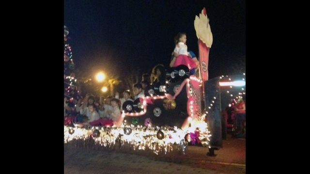 Palm Coast Christmas parade