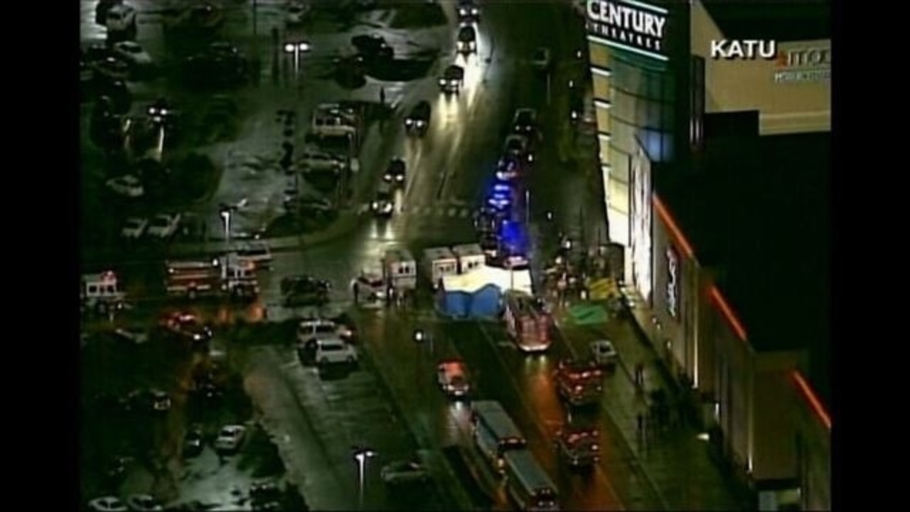 2 dead, suspect commits suicide in mall shooting