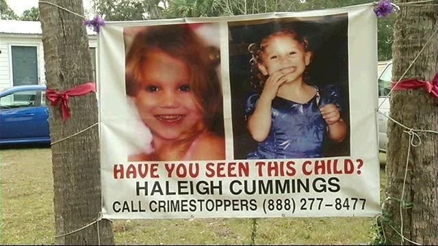 3 year anniversary for missing Haleigh Cummings