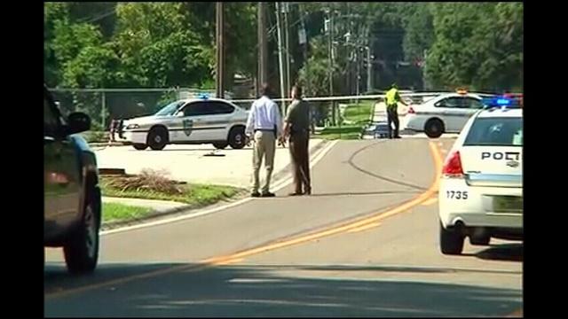 Arlington crash with cyclist