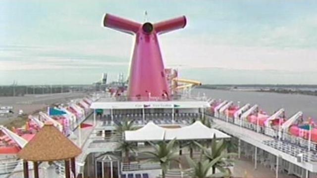 Carnival Cruise Ship Fascination