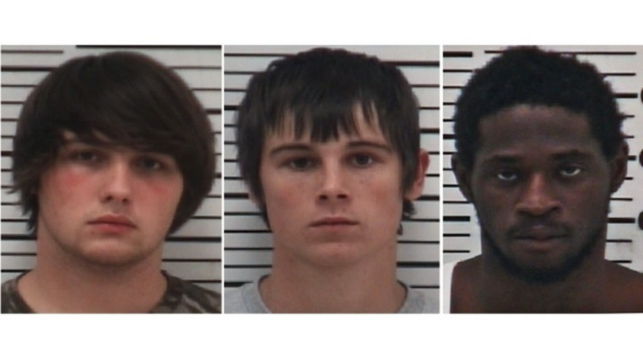 3 arrested in Douglas man's slaying
