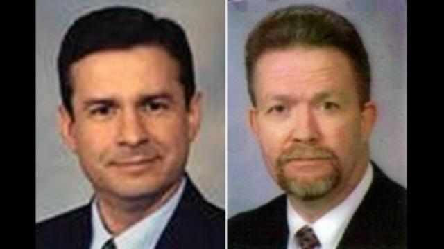 Dr. Luis Bonilla and David Hines