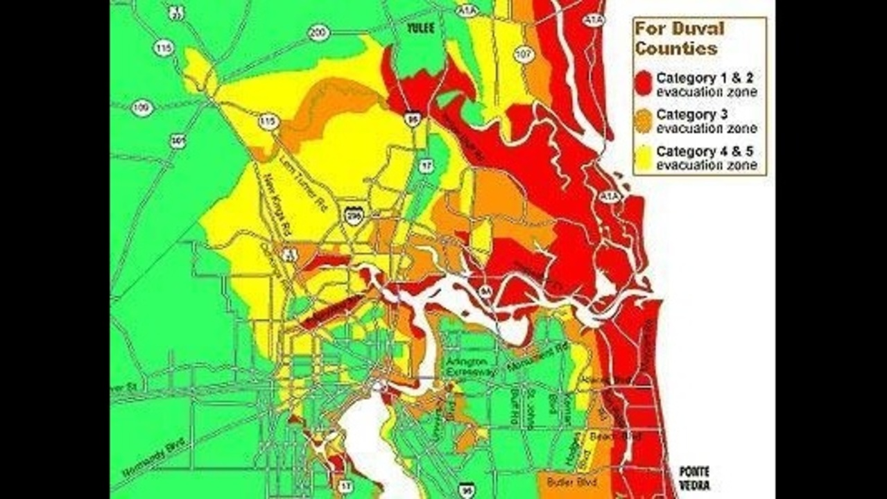 Do You Live In An Evacuation Zone on flood zone home plans