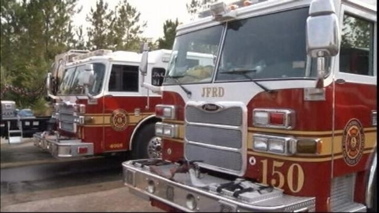 Firefighters Marching At Capitol >> Firefighters March On State Capitol For Better Cancer Coverage