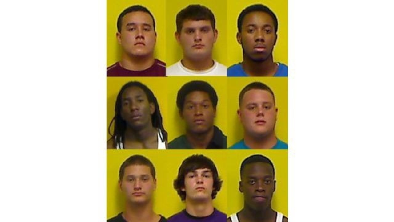 9 Fleming Island Students Arrested 2 Sought In Home