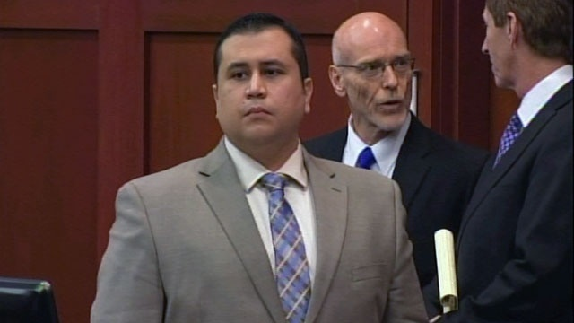 George Zimmerman - July 5_20850930