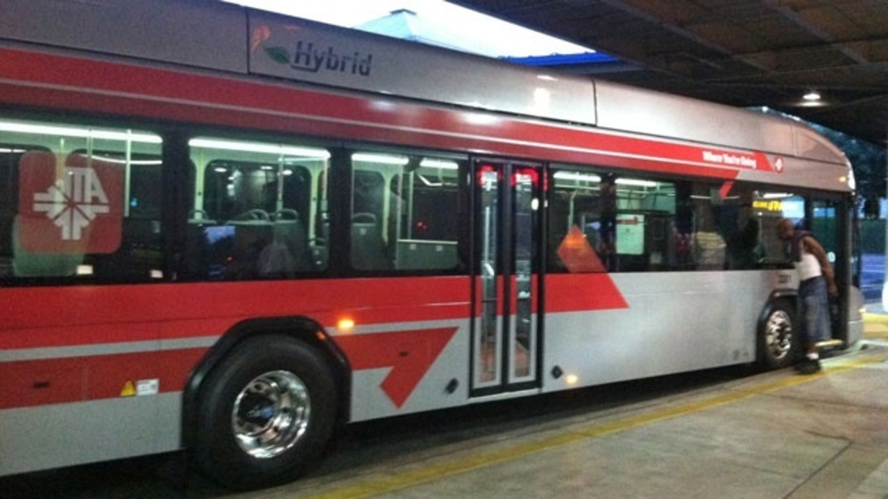 Gas Prices In Florida >> JTA adds hybrid electric buses to fleet