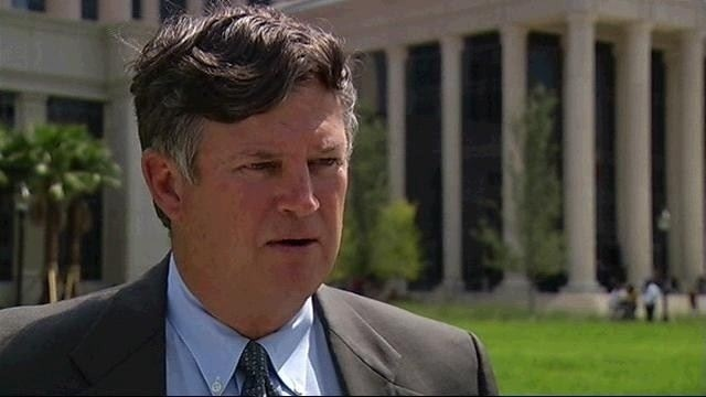 Former Clerk of Courts Jim Fuller