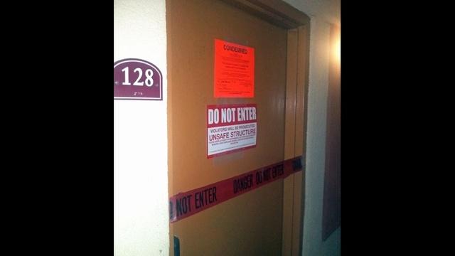 Meth lab room at Executive Inn_18196330
