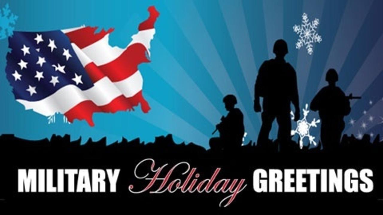 Hometown Heroes Holiday Greetings