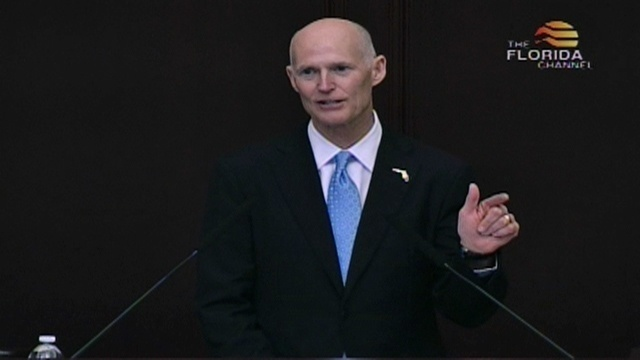 Rick Scott delivers State of State 2013