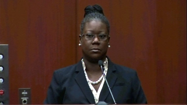 Sybrina Fulton testifies in George Zimmerman trial_20850760