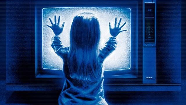 TV scene from Poltergeist