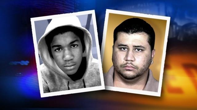 Trayvon Martin George Zimmerman_9907912