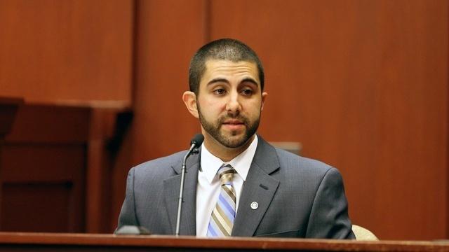 Anthony Gorgone Zimmerman trial