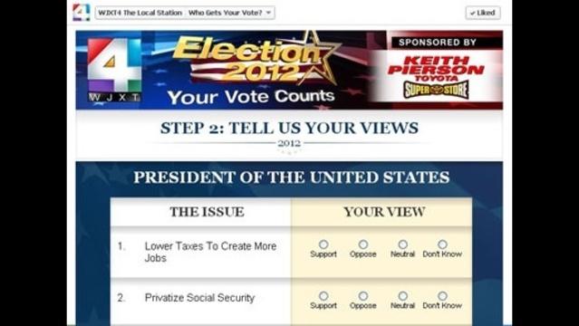 Facebook candidate quiz screen capture_16241172
