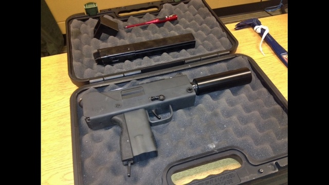 Semiautomatic MAC-10 found on Charles Cope_18155252