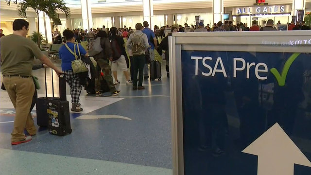 Jacksonville TSA officers stop 3 loaded guns in less than 24 hours