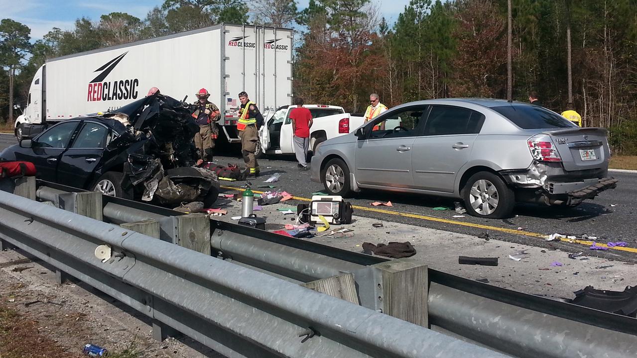 Jacksonville News Car Accident