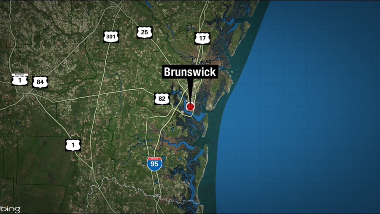 Brunswick Ga Police Department >> Officer's gun goes off during arrest, police say