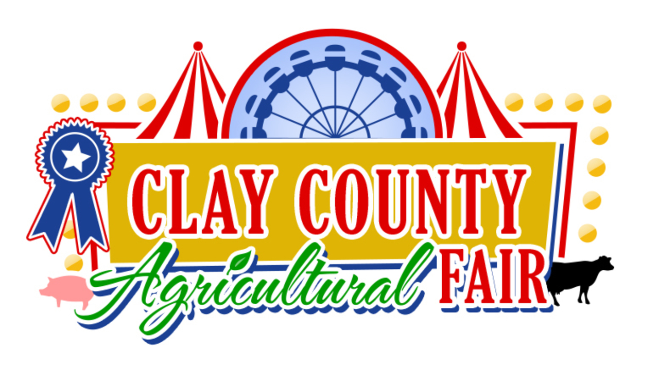 Slow Moving Traffic Heading To The Clay Co Fair