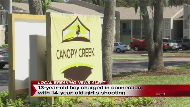 13 Year Old Charged In Connection To 14 Girls Shooting