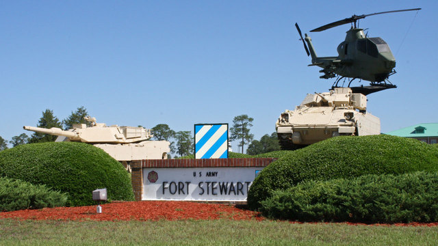 3 soldiers killed in accident at Fort Stewart in Georgia