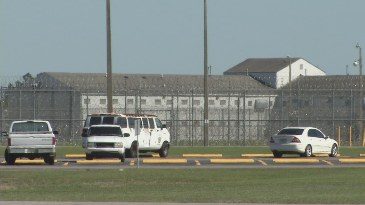 Officer Assaulted At Columbia Correctional