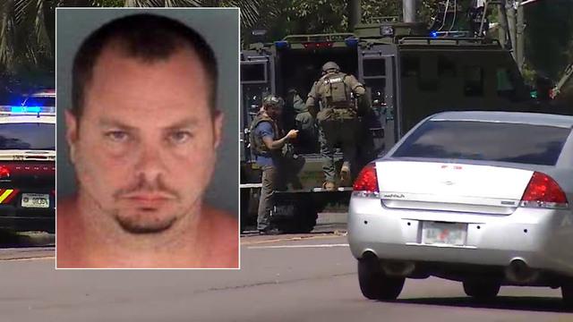 Murray Lancaster  on manhunt  scene background