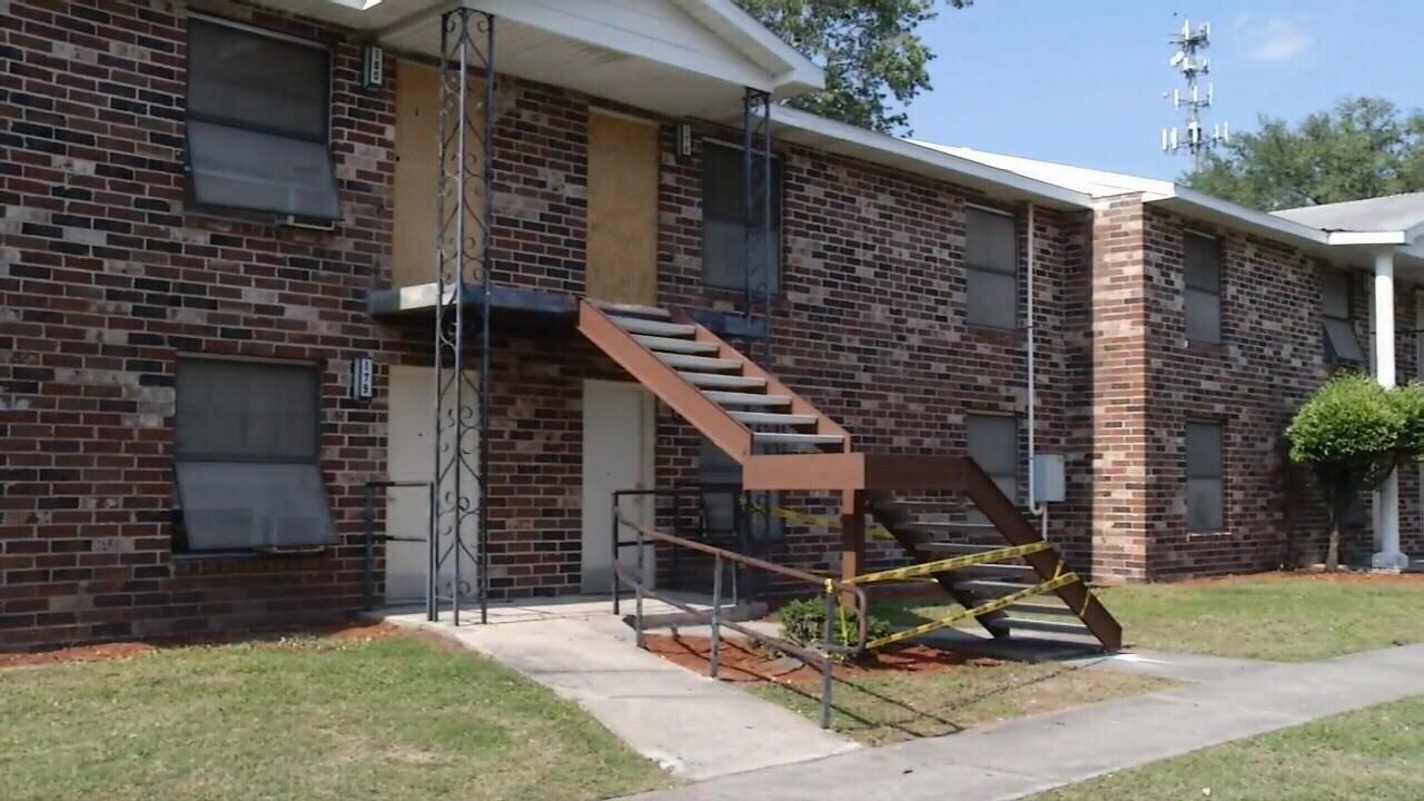 Eureka Gardens Apartments Jacksonville Florida