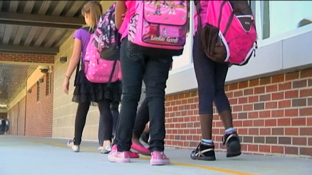 25% of 3rd graders in Duval County at risk of being held back