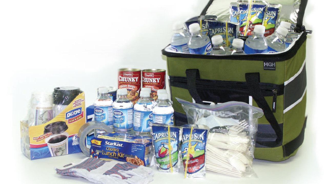 Hurricane Survival Kit Checklist