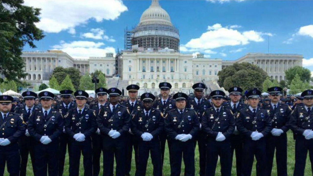 Orange Park Mall >> JSO Honor Guard travels to DC for National Police Week