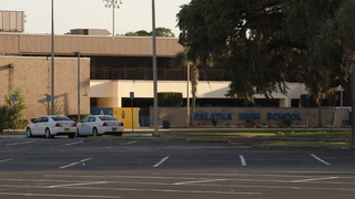 Unannounced shooter drill causes panic at Palatka High School