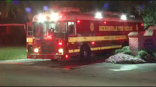Family Cleans Up After Escaping Mandarin House Fire