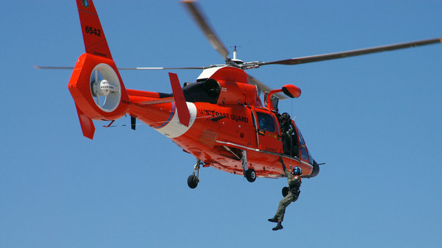 Coast Guard searches for missing fisherman 300 miles east of Cape Canaveral