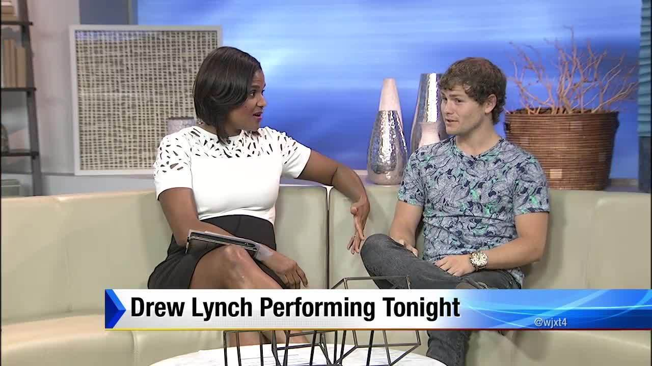 Drew Lynch Performing Tonight