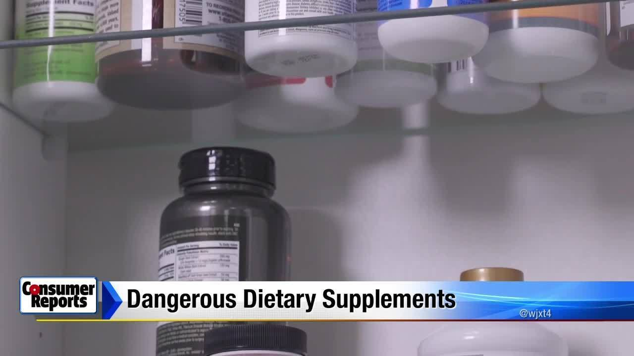 the dangers of dietary supplements essay