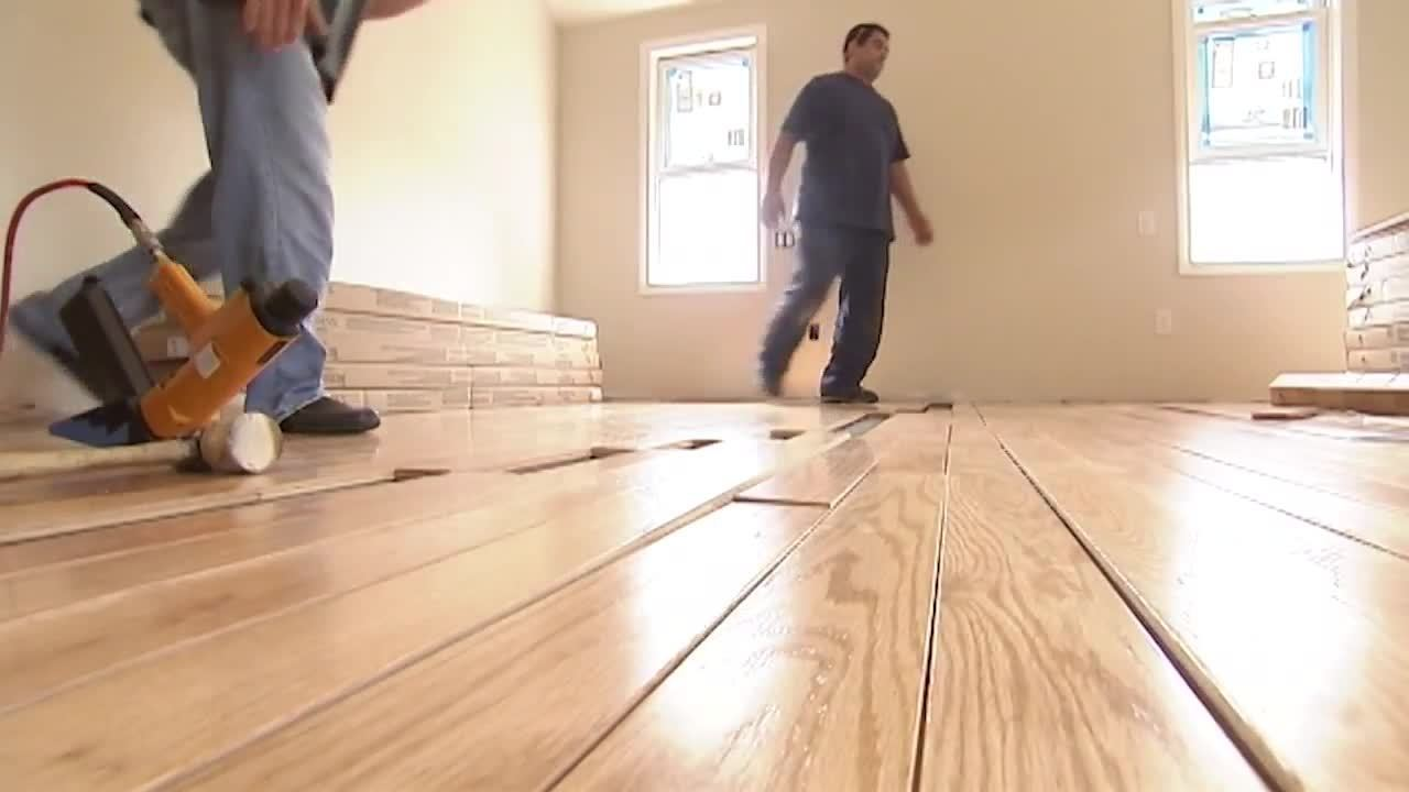 Formaldehyde Laced Laminate Flooring Causing Cancer
