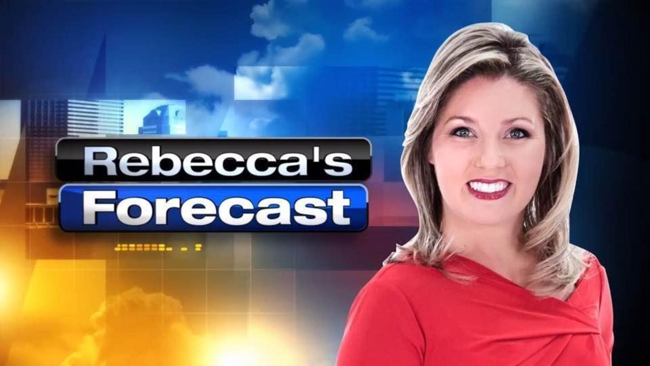 Jacksonville's weather forecast