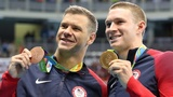 Jacksonville native Ryan Murphy wins gold in 100-meter backstroke