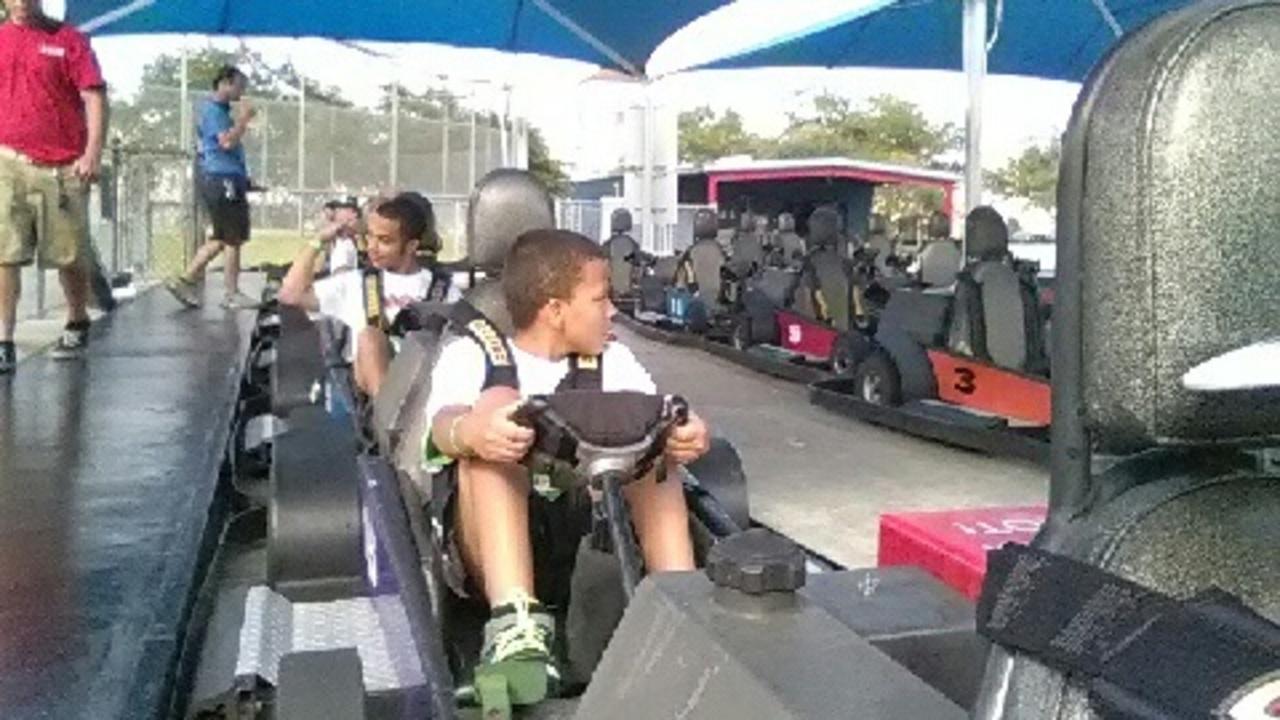 Disabled Teen Kicked Off Adventure Landing Go Kart
