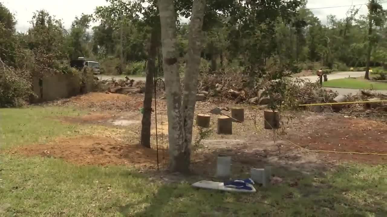 cleanup continues after ef 1 tornado tears through yulee