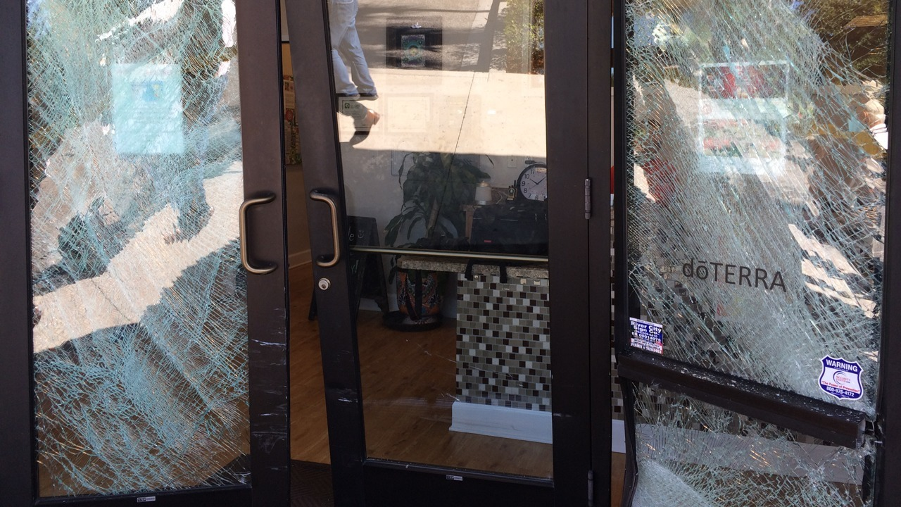 Suv Crashes Into St Johns Child Care Center
